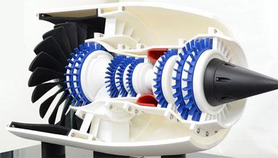 Turbine-imprimee-en-3D
