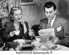 1940s-couple-breakfast-table-impatient-stock-photograph__bo001019